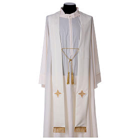 Cope in polyester with crosses s6