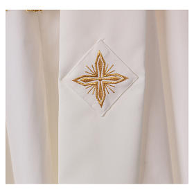 Cope in polyester with crosses s7