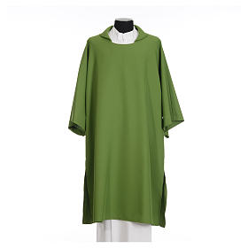 Deacon Dalmatic in polyester, single color s3
