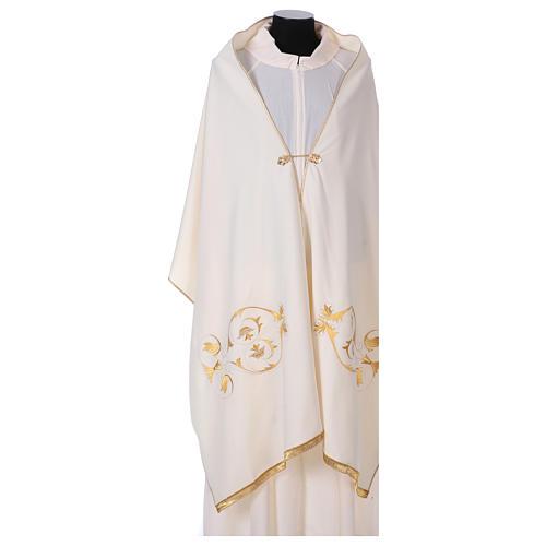 Velo omerale tessuto Vatican poliestere 100% 3