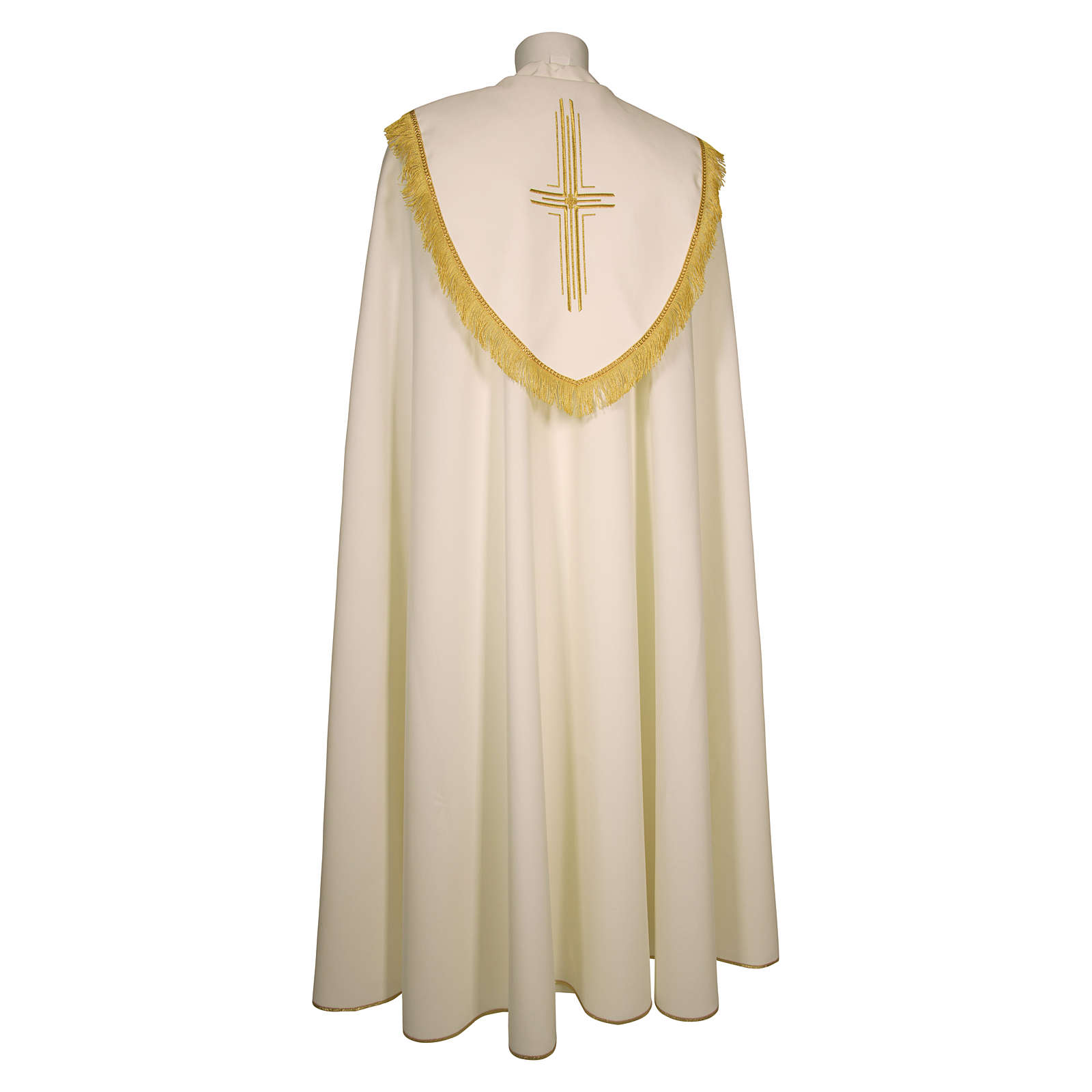Cope in polyester six crosses 4