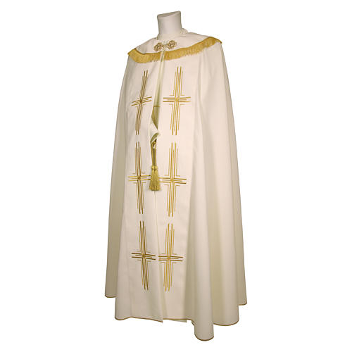 Cope in polyester six crosses 2