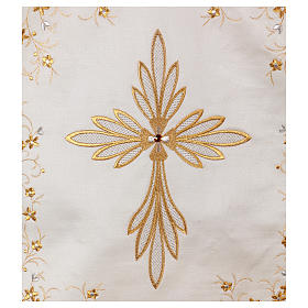 Embroidered roman chasuble s2