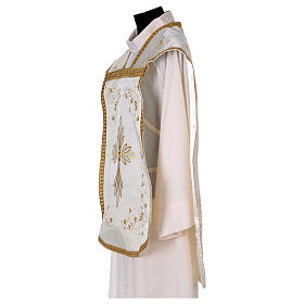 Embroidered roman chasuble s3