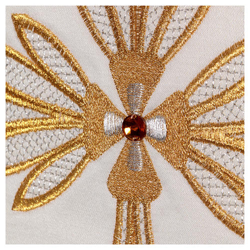 Embroidered roman chasuble 7