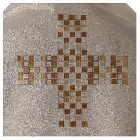 Velo humeral con cruz 50x270 cm s2