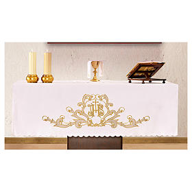 Altar Cloth 165x300cm golden embroideries JHS s1