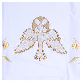 Altar Cloth 165x300cm Flames and Dove s4