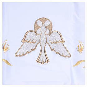 Altar Cloth 165x300cm Flames and Dove s2
