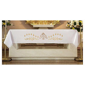 Altar Frontal 165x300cm Flames and Dove s3