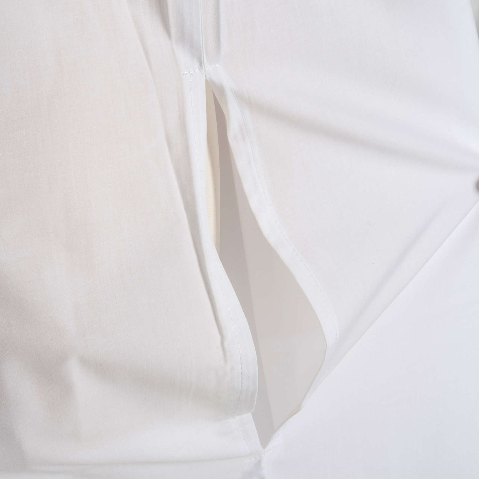 Alba blanca de lana espigas y uva 4