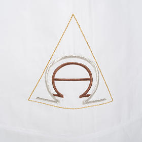 White alb wool alpha and omega s2