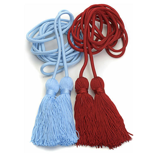 Cincture for alb in various colors 2
