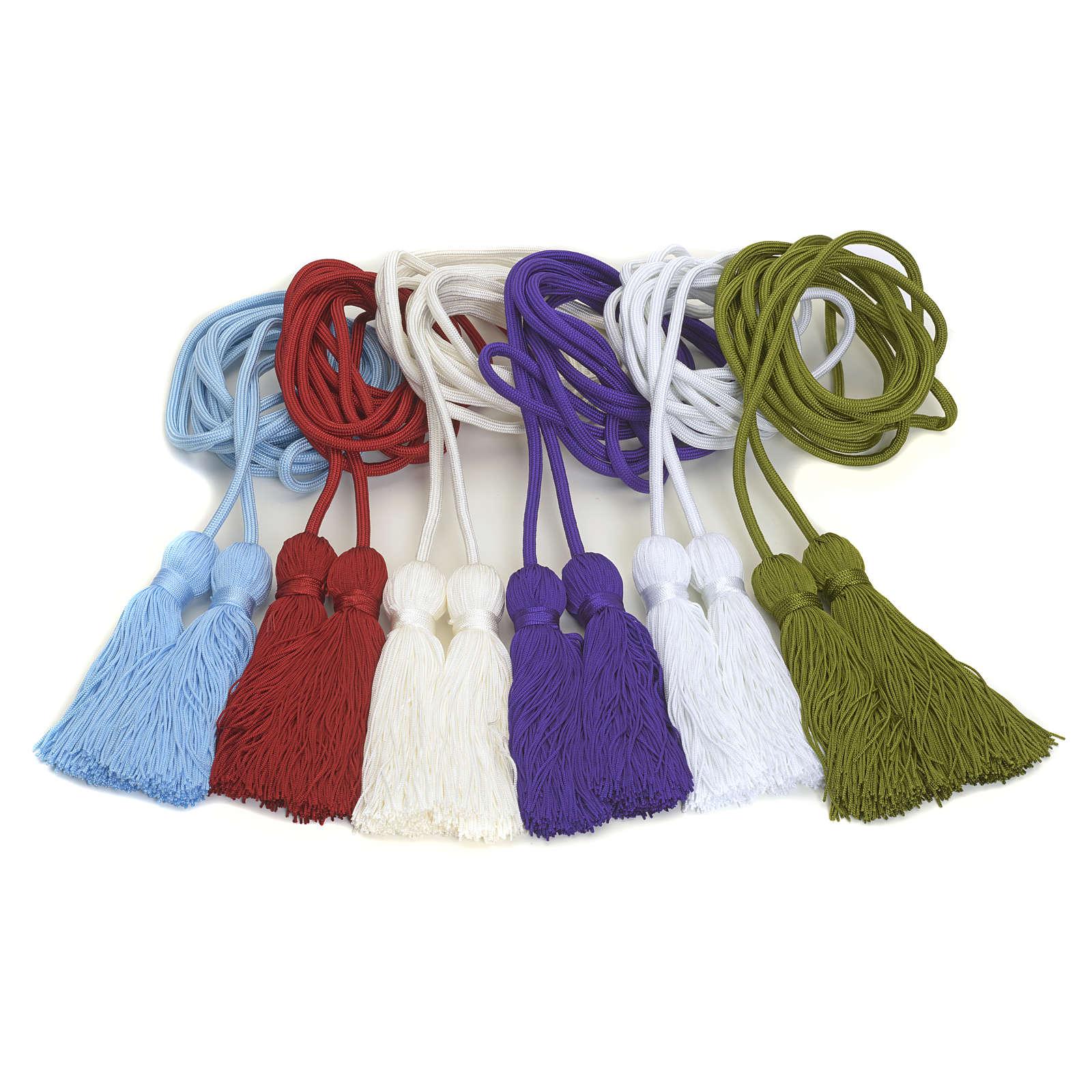 Cingulum kapłańskie różne kolory 4