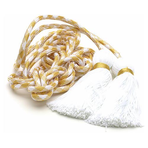 Zingulum für Ministranten golden 3