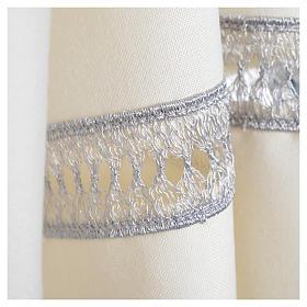Camice avorio 55% poliestere 45% lana gigliuccio cerniera spalla s4