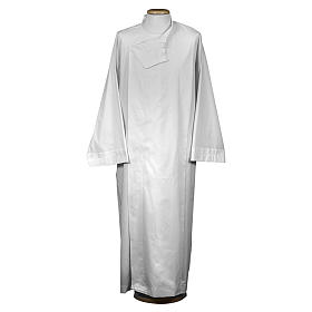 Liturgical alb with velcro  s1