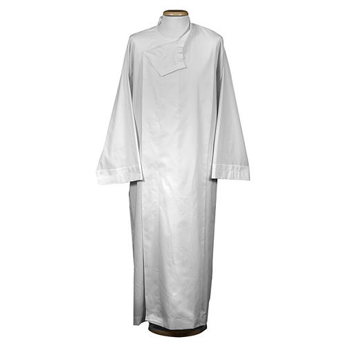 Liturgical alb with velcro  1