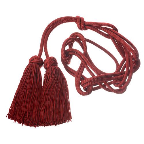 Cincture cord in different colors 2