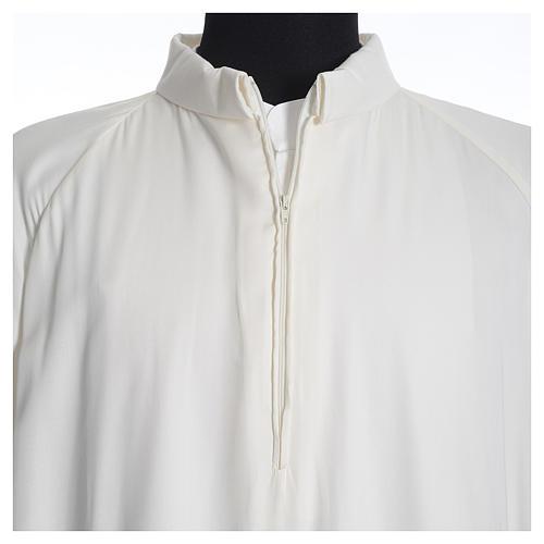 Camice bianco in bamboo 3