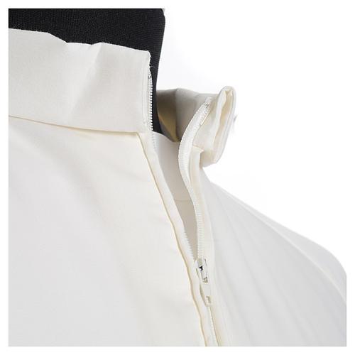 Camice bianco in bamboo 5