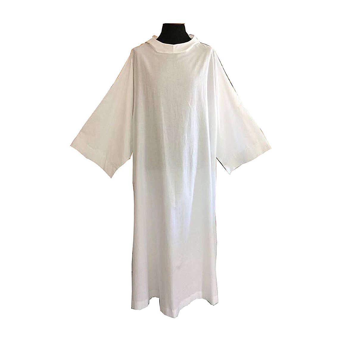 Camice monastico in misto lana 4