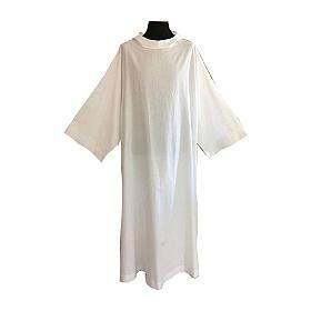 Camice monastico in misto lana s1
