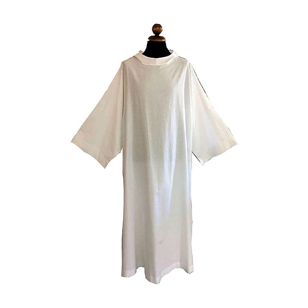 Camice monastico in lino 4