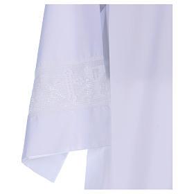 Alba algodón mixto encaje cruz cáliz s2
