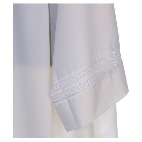 Camice misto lana avorio tramezzo 2