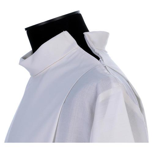 Camice misto lana avorio tramezzo 5