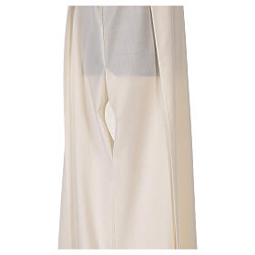 Priest alb 55% polyester 45% wool striped gold red s7