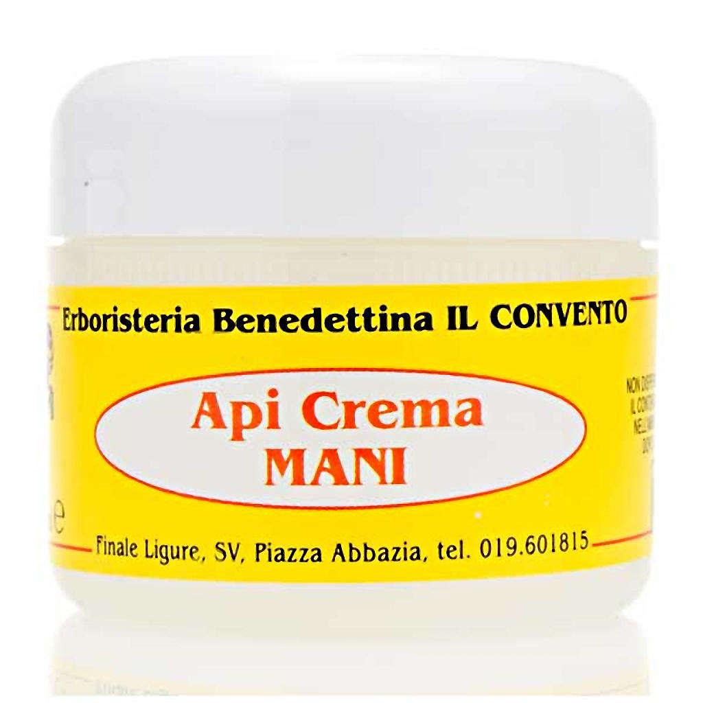 Crema mani miele e olio di polline 50 ml 4