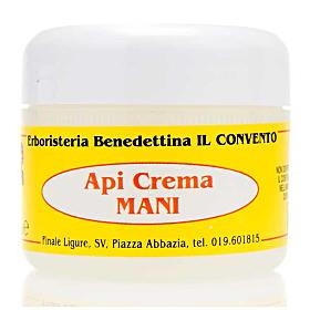 Crema mani miele e olio di polline 50 ml s2