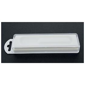 Boîte pour bracelet plastique s2