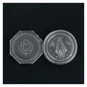 Caja para rosario octagonal Milagrosa s4
