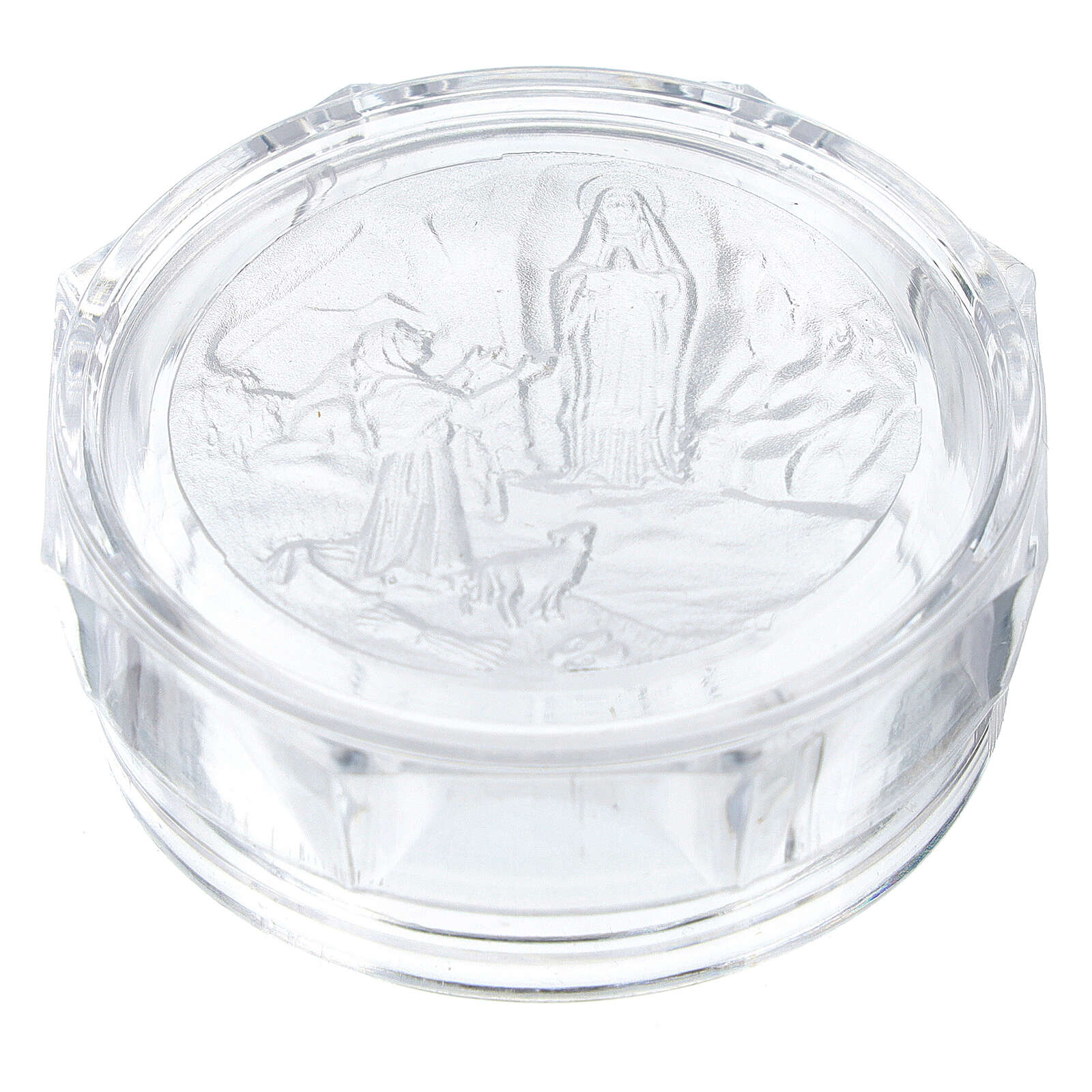 Our Lady of Lourdes rosary box 4