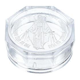 Caja para rosario Virgen Milagrosa s1