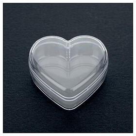 Heart rosary holder box s2