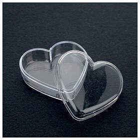 Heart rosary holder box s3