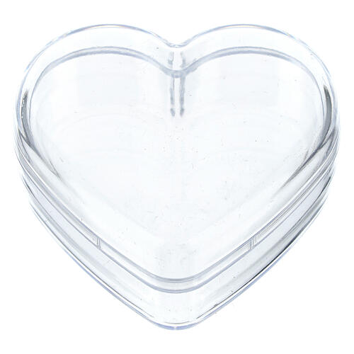 Portarosario scatola cuore  1