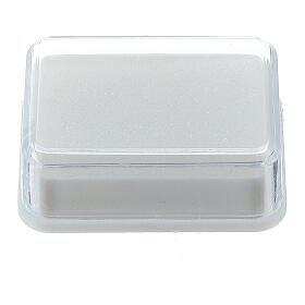 Caja para rosario con esponja s1