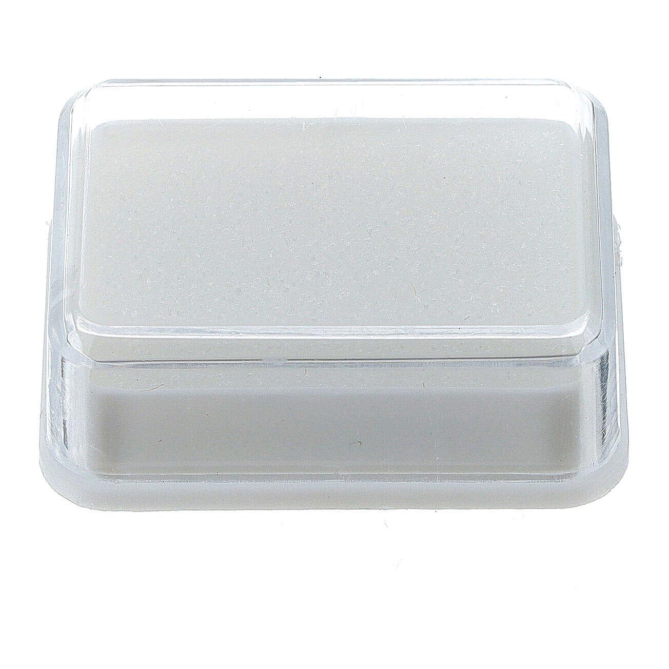 Boîte pour chapelet avec mousse 4