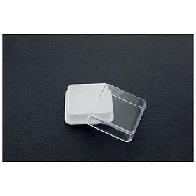 Boîte à chapelet carrée s3