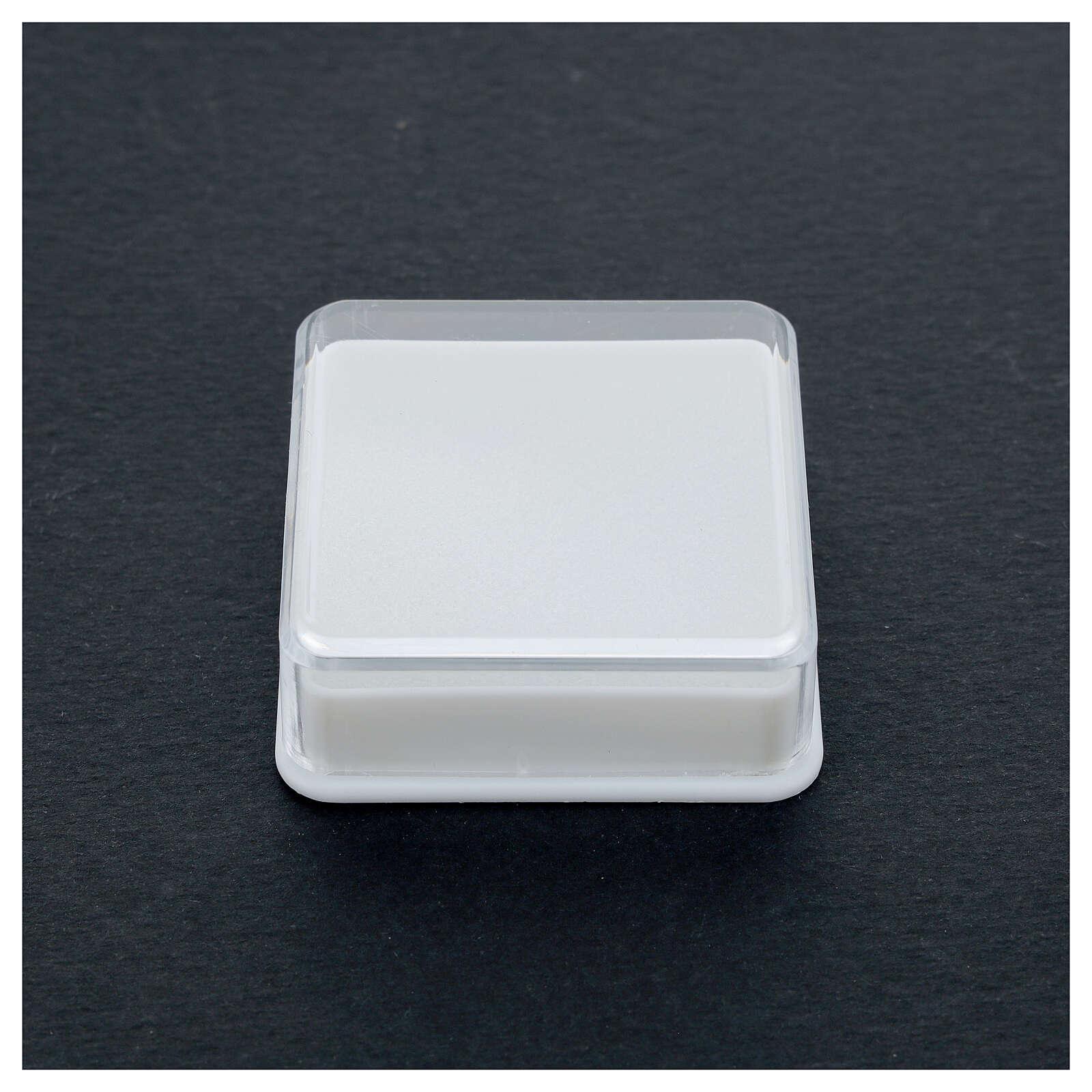 Caja para rosario caja cuadrada 5x5 cm 4