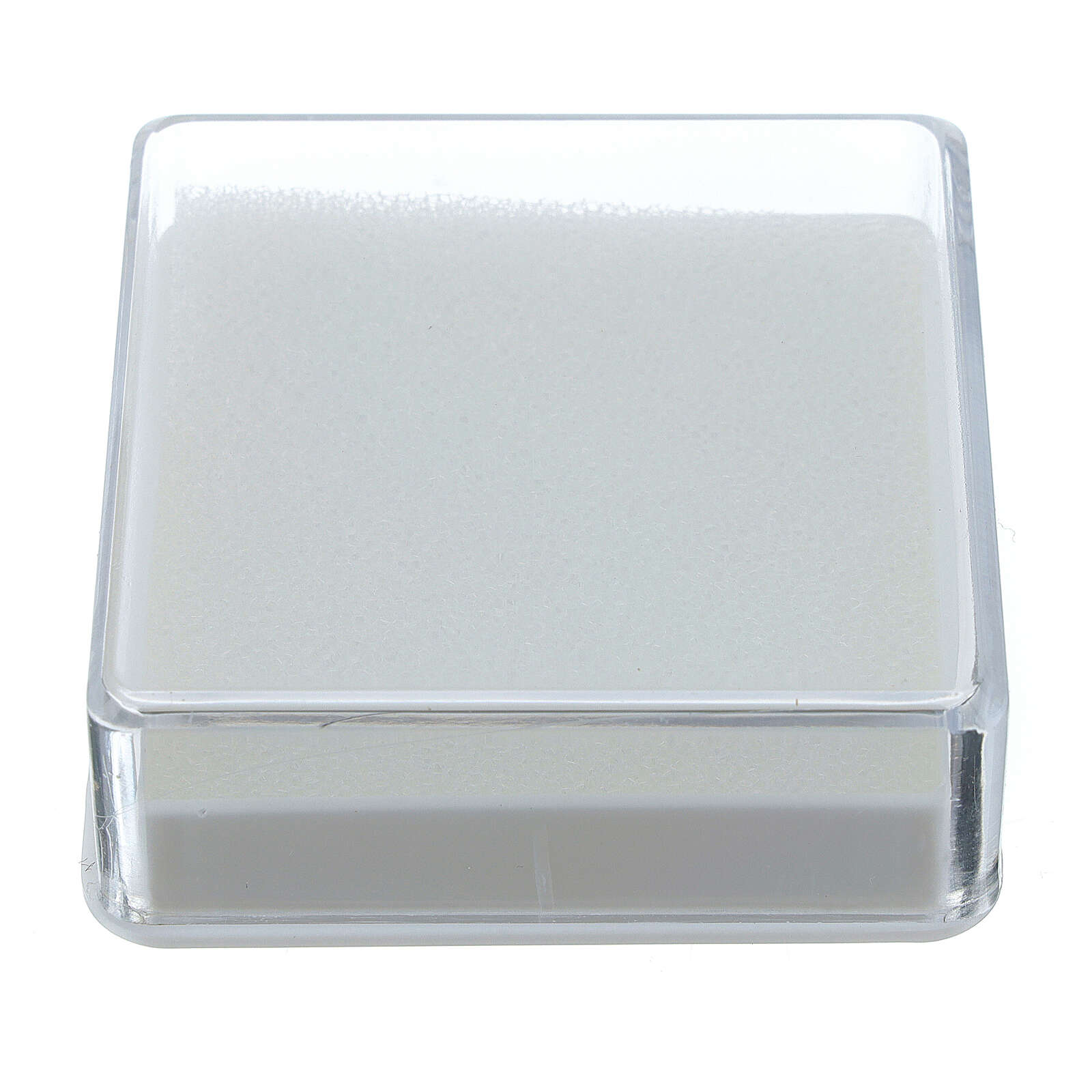 Square rosary box with wadding 4
