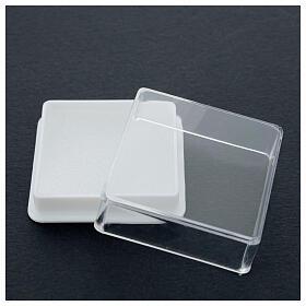Boîte pour chapelet forme carrée s3