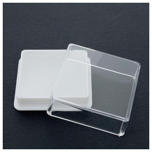 Boîte pour chapelet forme carrée 3