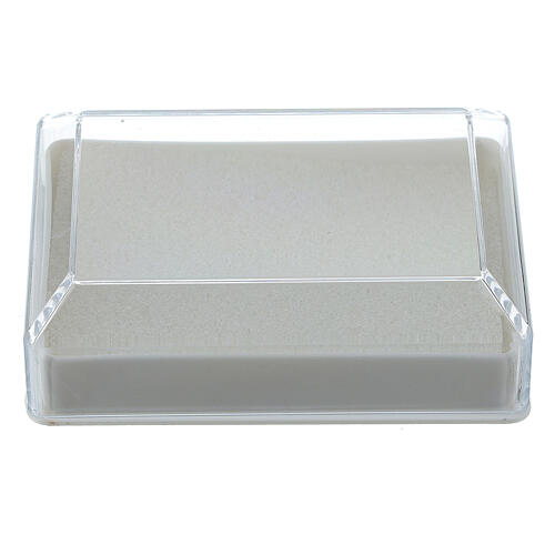 Rosary box with rounded corners 1