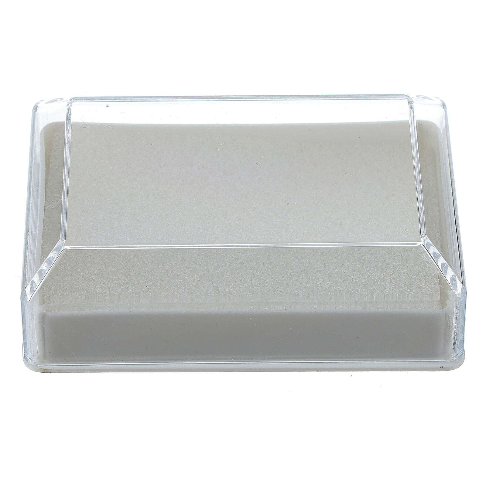 Boîte à chapelet coins arrondis 4